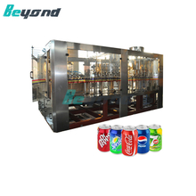 Beyond Carbonated Water Filling Machine
