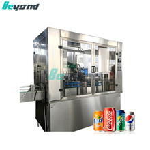 Beyond Full Automatic Filling Machine in Can (CY12-1)