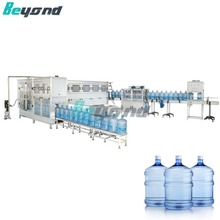 Beyond CE high quality 5gallon filling machine with 900-1200bph
