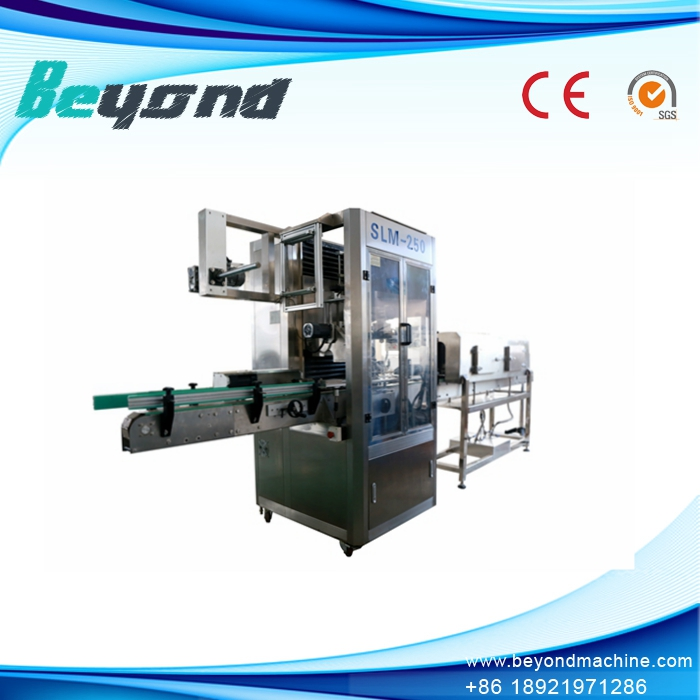 Beyond Automatic Sleeve Labeling Machine for Bottles