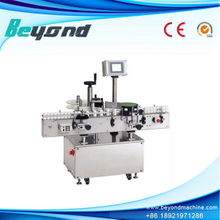 Beyond Bottle Sticker Labeling Machine Round Bottle One Label