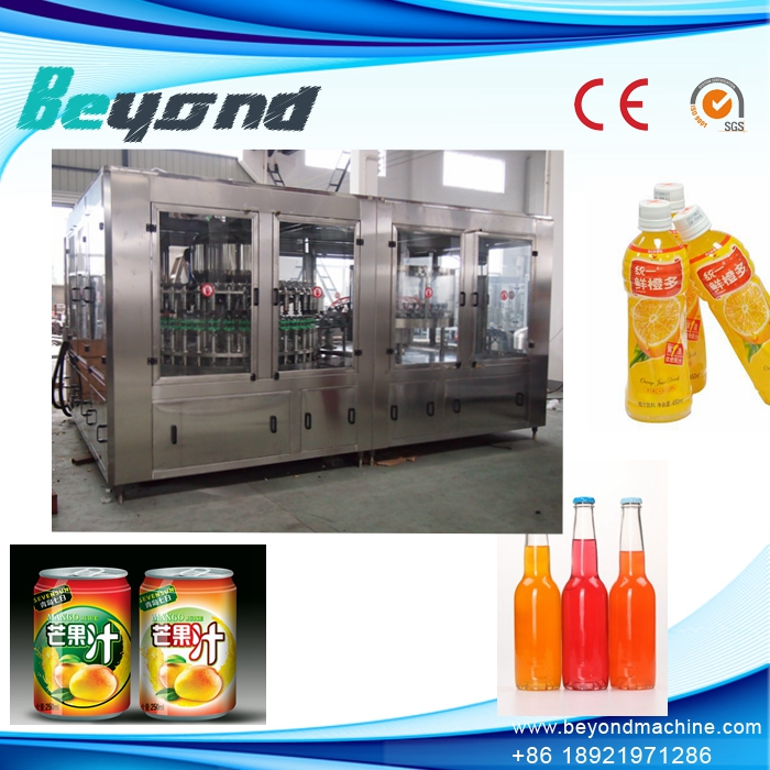 Beyond Fruit Juice Production Line