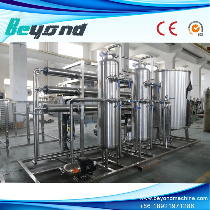 Beyond Automatic Ro Water Treatment System(3T/H)