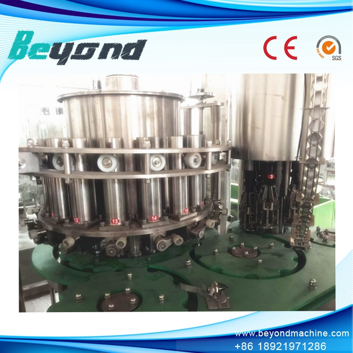 Beyond 4 in 1 Rotary Edible Oil Filling Machine