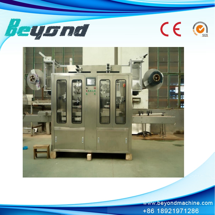 Beyond Automatic Sleeving And Shrink Label Machine